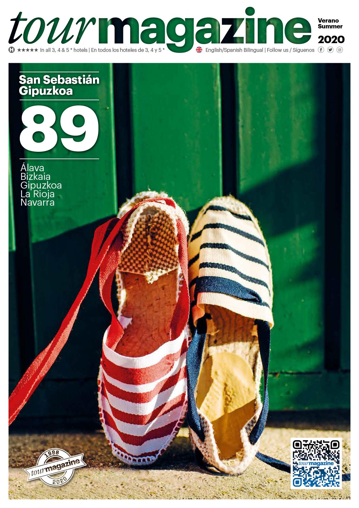 Tour Magazine Gipuzkoa Verano 2020